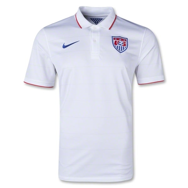 Here's The USMNT 2014 Home Jersey
