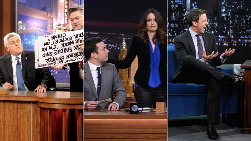 Late Night TV Gets a Clue: The End of All-White Male Writers' Rooms