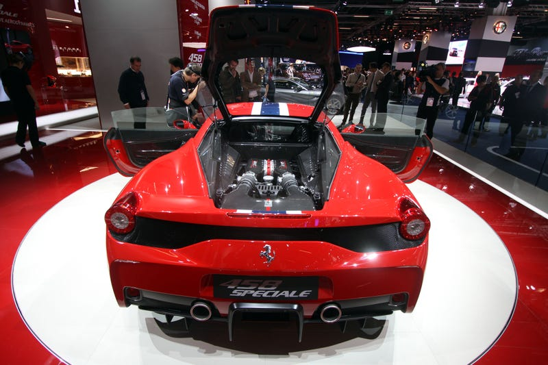All The Ways Ferrari Made The 458 Speciale Uglier To Make It Faster