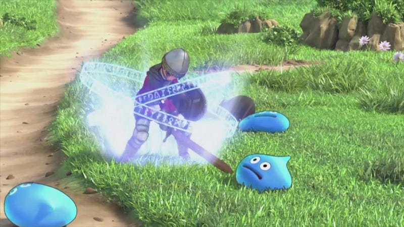 Dragon Quest X's Uphill Climb in the West