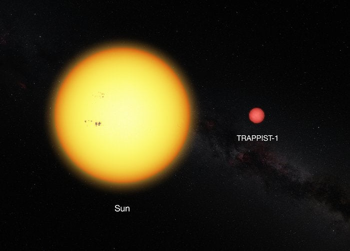 This Tiny Star Is Now the Best Place to Hunt for Alien Life