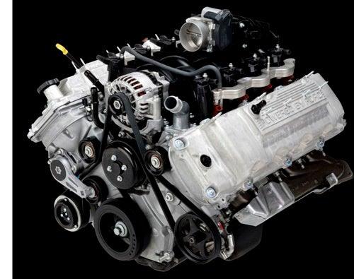 6.2 Liter Gasoline V8