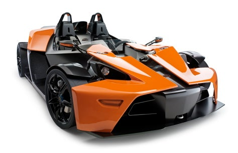 More on KTM's X-Bow