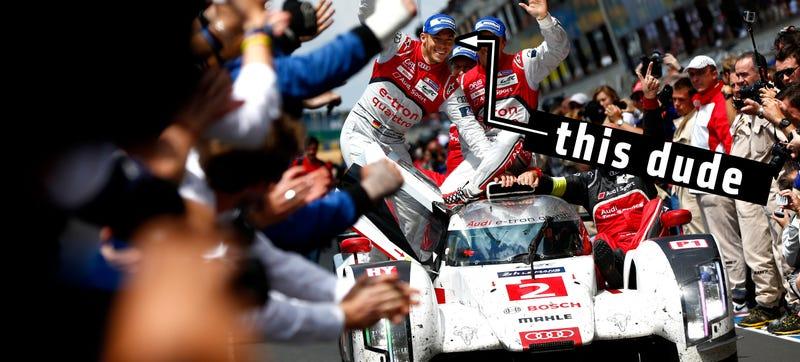 Audi Le Mans Winner André Lotterer Will Race In F1