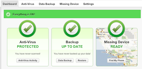 Lookout Remotely Backs Up, Protects, and Manages Your Smartphone's Data