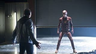 ​The Harrison Wells Mystery Deepens In A Charged Episode Of <em>The Flash</em>