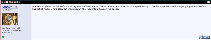 IM TRINA KILL DA HOUSE: The Greatest Takedown In Car Forum History