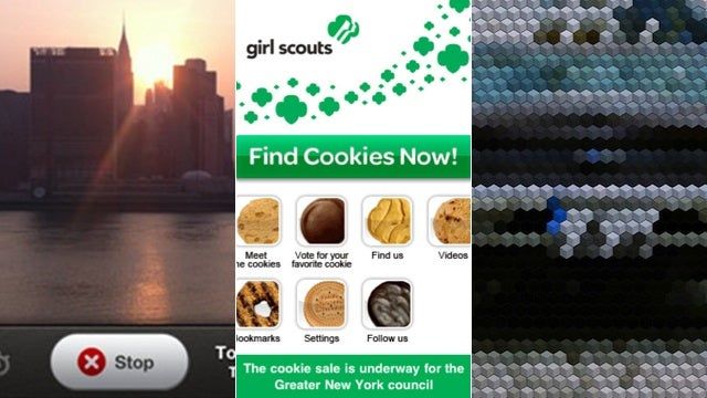 The Opposite of a Retina Screen, GIRL SCOUT COOKIES, and Timelapse for Dunces