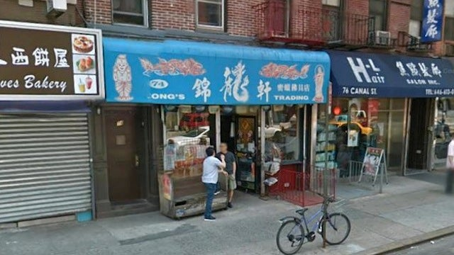 Firefighters Rescue Bloodied Woman From Cleaver-Wielding Husband in the Middle of NYC's Chinatown