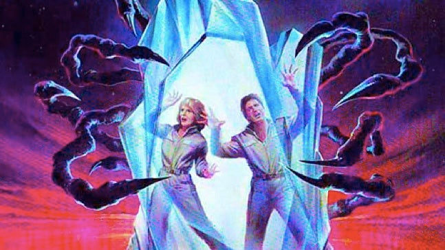 Why The 1986 Crap Flick Star Crystal Is Better Than Star Wars and Star Trek Combined