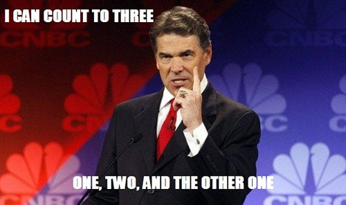 An Open Letter to Rick Perry