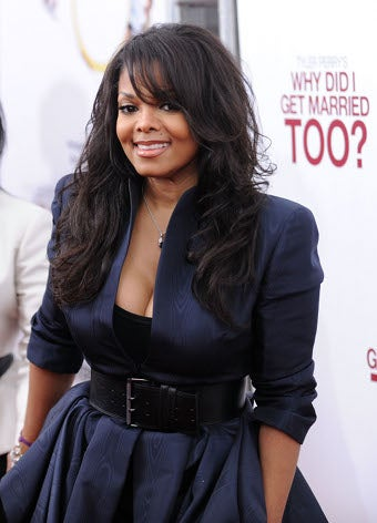 Tyler Perry's Premiere: Janet Jackson Trumps Anything On Film