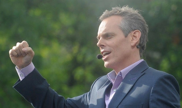 America Mercifully Spared From Awful Sitcom About Colin Cowherd's Life