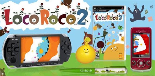 LocoRoco Swag Arrives, Only Two Years Too Late