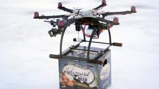 If Anyone Can Get Delivery Drones Legalized, It's Google