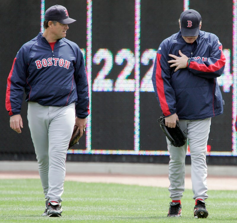 Curt Schilling Says Red Sox Officials Urged Him To Consider PEDs
