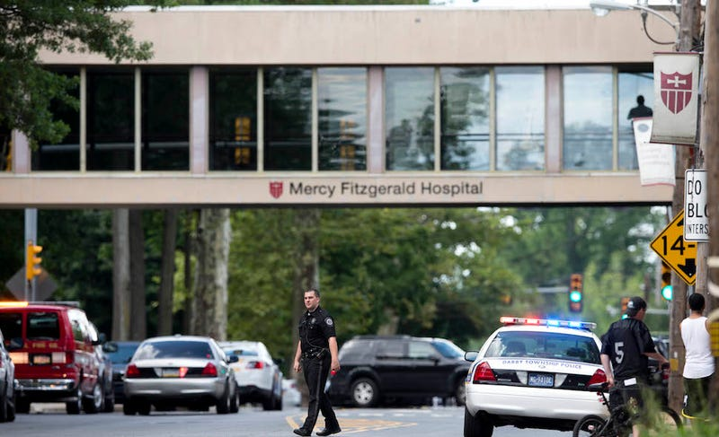 Suspect In Philly Hospital Shooting Charged With Murder