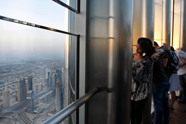 The Architects of the Burj Khalifa Are Designing a Competing Skyscraper