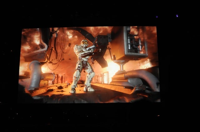 Halo 4 and a Whole Lot of Kinect Headline Microsoft's Big E3 Press Conference