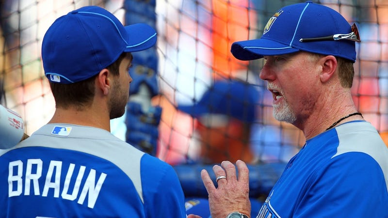 "Mark McGwire Has No Idea ""Why Anybody Would Even Think About"" Using PEDs Today"