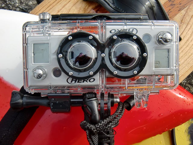 GoPro 3D Sports Camera Kit Review