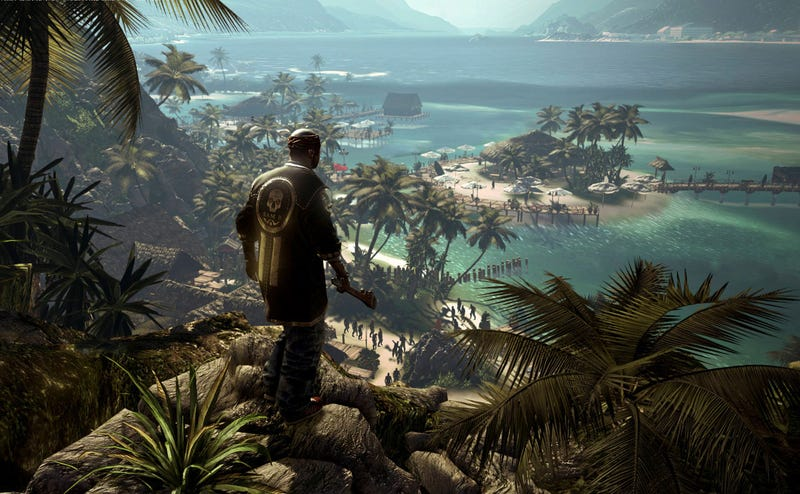 This Is What Dead Island (The Game) Looks Like