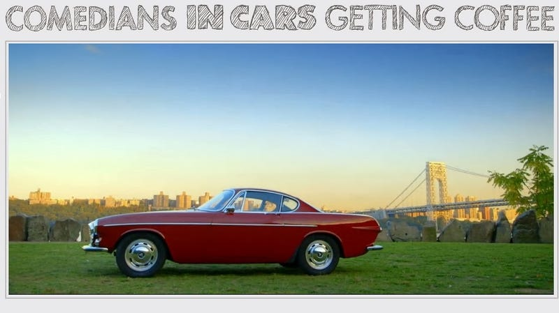 You Don't Need Seinfeld's Salary To Drive A Volvo P1800