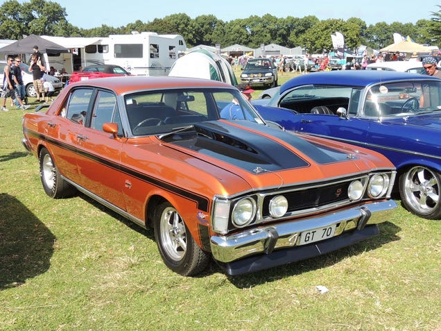 Kumeu Car Show  Photos