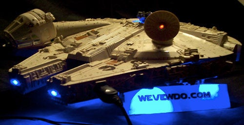 How To Build Your Own Millennium Falcon Xbox
