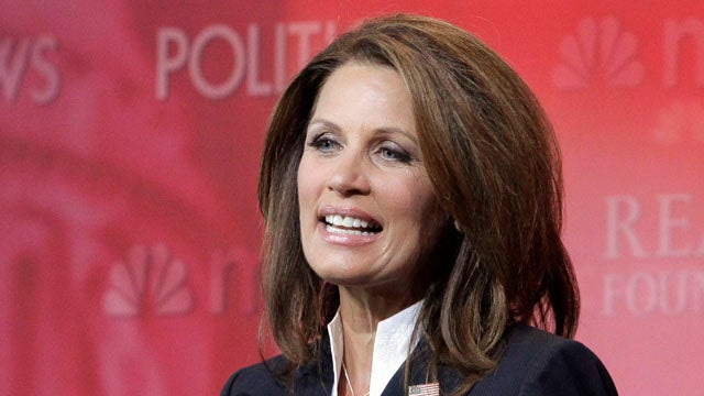 Michele Bachmann To Unofficially Rebut Obama's Speech, Again