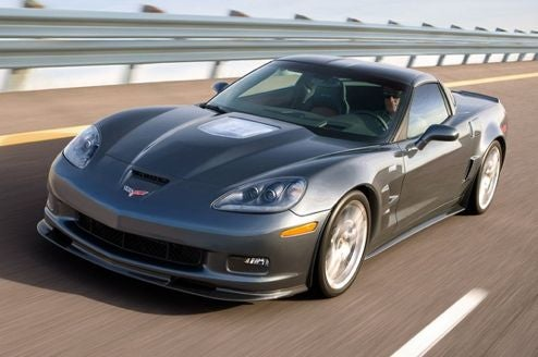 The Fastest Laps Of The Nurburgring: How The ZR1 Stacks Up