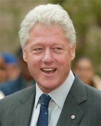 Bill Clinton: Come Write With Us