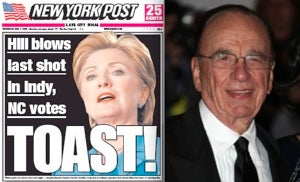 50-Cent Post Part Of Murdoch's Nightmare Scheme