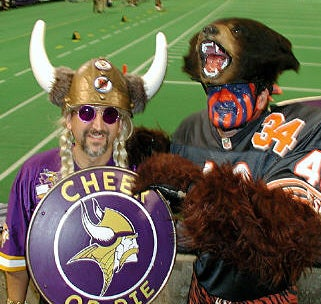 This Is Your Monday Night Football Open Thread: Bears. Vikings. Go.