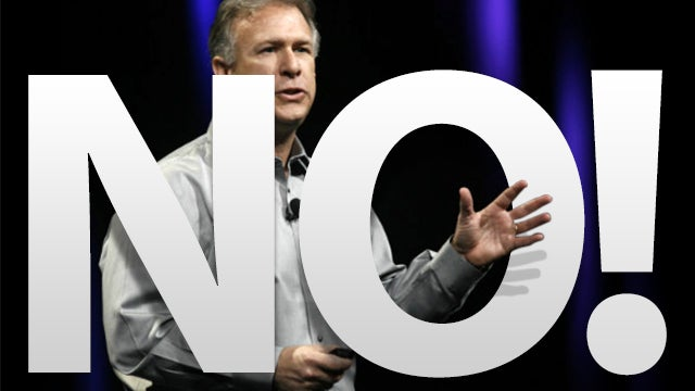 Phil Schiller: There Will Be No Cheapo iPhone, Stupid!