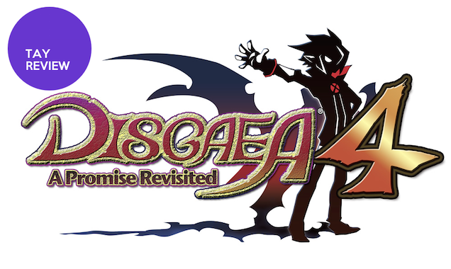 Disgaea 4: A Promise Revisited: The TAY Review
