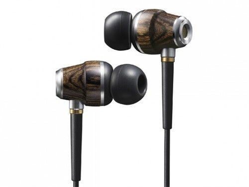 JVC's Updated $800 Audiophile Wooden Earphones