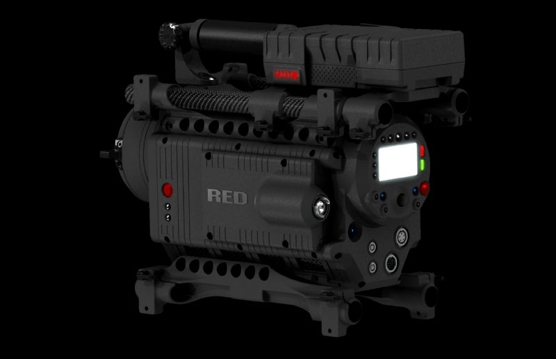 Red's 4K HD Video Camera to Work With Apple ProRes: Here's what we know about Red