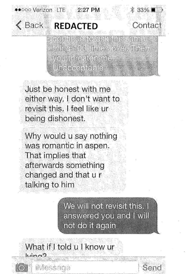 Every Fucked Up Text from the Tinder Sexual Harassment Lawsuit