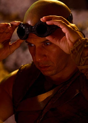 Riddick Pictures