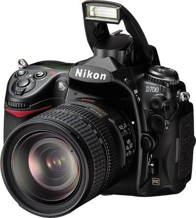 Official Nikon D700 Photos Leaked?