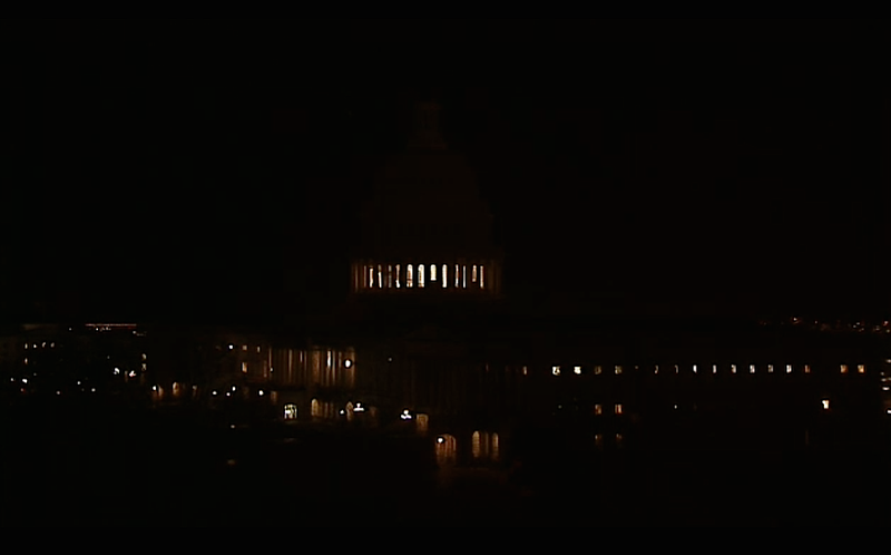 U.S. Capitol Plunged into Darkness as 40-50 MPH Winds Knock Out Power