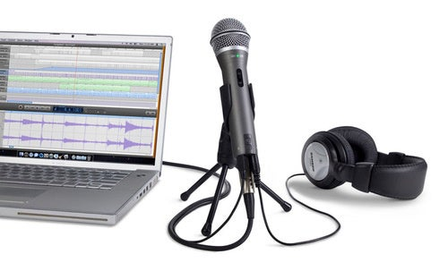 Samson Q2U Mic Is a Cheap USB/XLR Solution For Home Foley Action