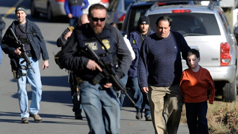 Report: Police Consider Sandy Hook Shooter a 'Deranged Gamer' Who Tried to Outscore Other Killers