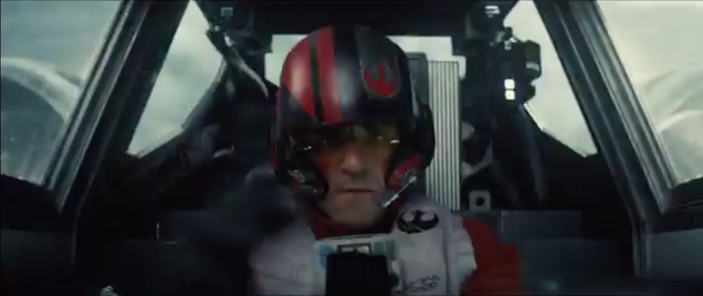Star Wars: The Force Awakens first teaser trailer is here at last!