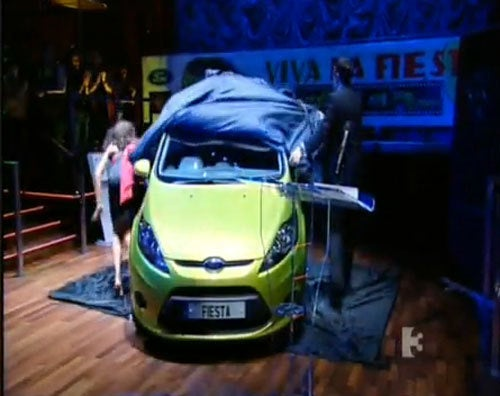 2011 Ford Fiesta Debut FAIL!