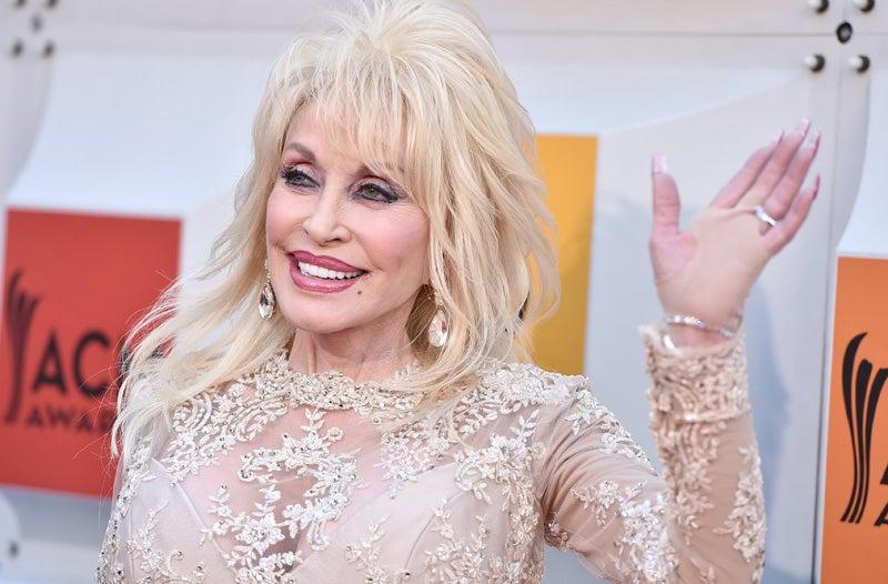 Dolly Parton Endorses Dolly Parton For President