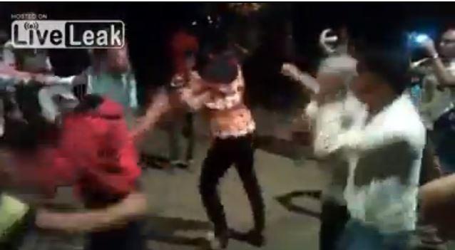 'Gangnam Style' Wedding Dance With Gun Results In Horrible Bloodbath