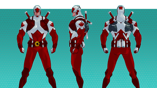 Captain Canuck returns... with help from Dyson, Vex, Supergirl and Sarah Manning? Happy Canada Day!