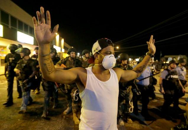 Vox Contrives A Stirring Hypothetical About Ferguson